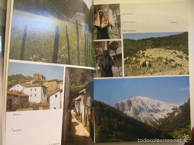 Coleccionismo deportivo: el pirineo vasco,peña santiago,1988,elkar ed,ref montaña - Foto 5 - 56337461