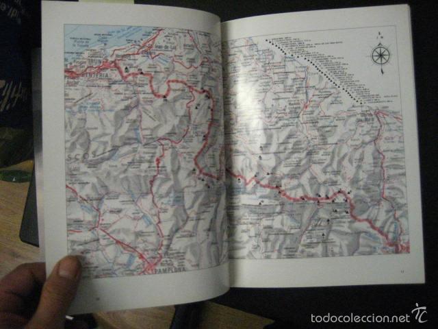 Coleccionismo deportivo: el pirineo vasco,peña santiago,1988,elkar ed,ref montaña - Foto 9 - 56337461