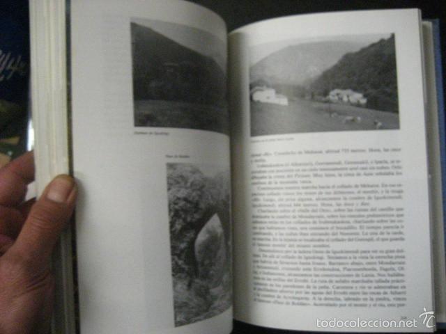 Coleccionismo deportivo: el pirineo vasco,peña santiago,1988,elkar ed,ref montaña - Foto 16 - 56337461