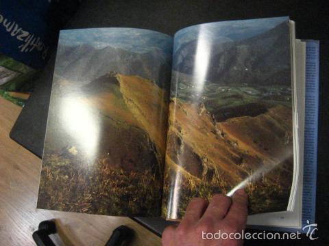 Coleccionismo deportivo: el pirineo vasco,peña santiago,1988,elkar ed,ref montaña - Foto 17 - 56337461