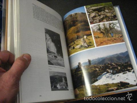 Coleccionismo deportivo: el pirineo vasco,peña santiago,1988,elkar ed,ref montaña - Foto 18 - 56337461