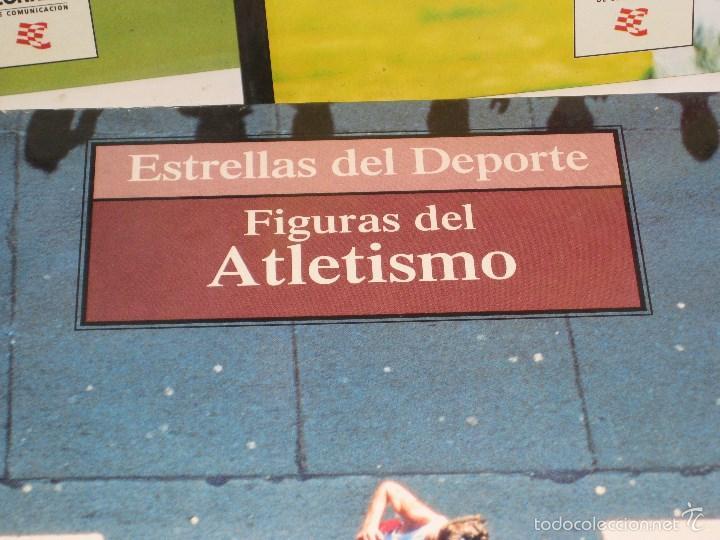 Coleccionismo deportivo: Cinco libros (Coleccion Estrellas del deporte) - Foto 3 - 56736289