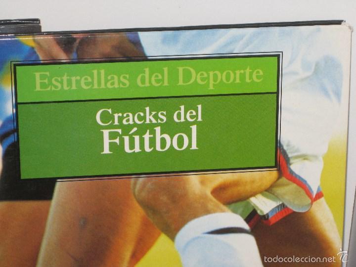 Coleccionismo deportivo: Cinco libros (Coleccion Estrellas del deporte) - Foto 4 - 56736289