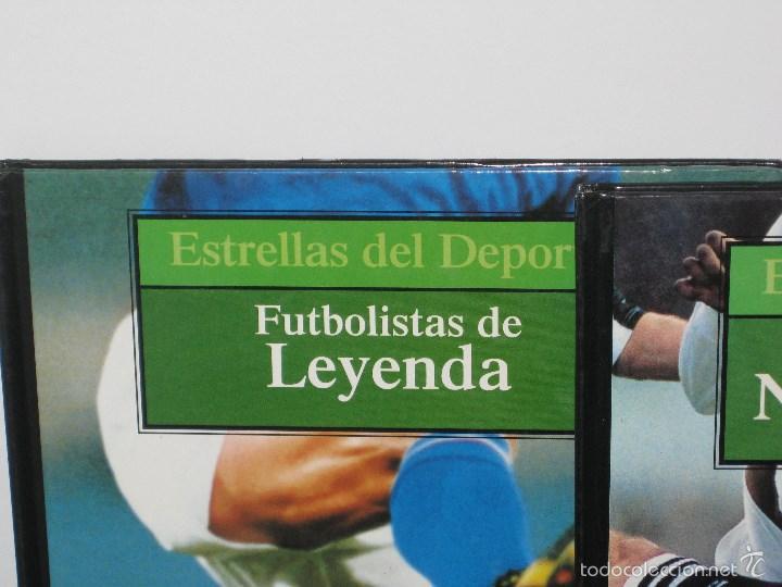 Coleccionismo deportivo: Cinco libros (Coleccion Estrellas del deporte) - Foto 5 - 56736289