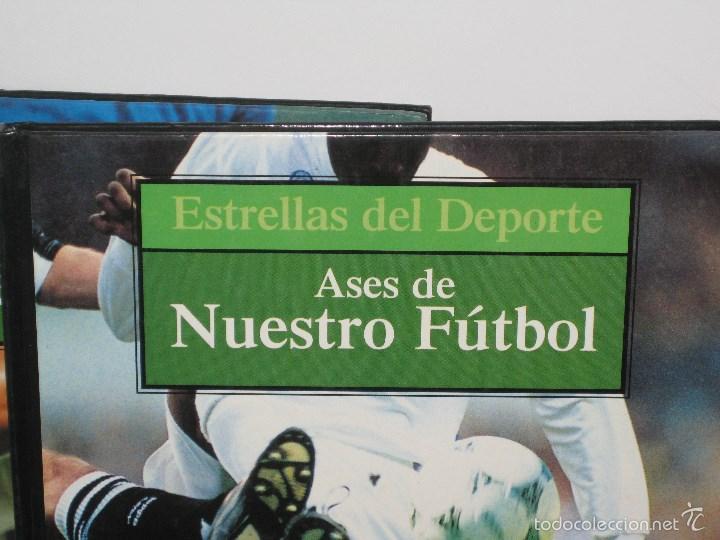 Coleccionismo deportivo: Cinco libros (Coleccion Estrellas del deporte) - Foto 6 - 56736289