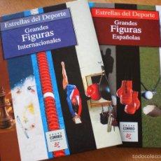 Coleccionismo deportivo: GRANDES DEPORTISTAS. Lote 56830393