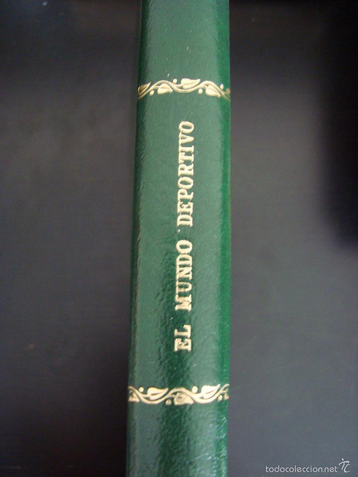 Coleccionismo deportivo: EL MUNDO DEPORTIVO. CICLOCROSS SOLO PARA DEPOTISTAS SUPERDOTADOS. 1958.CICLISMO - Foto 2 - 56897216