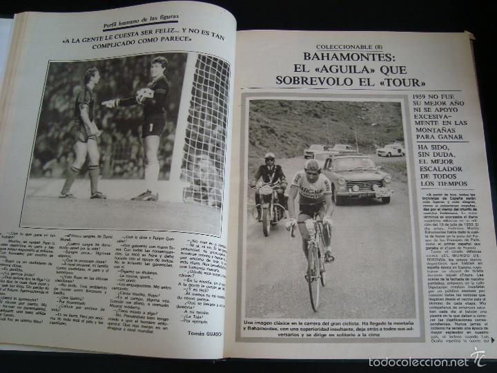 Coleccionismo deportivo: EL MUNDO DEPORTIVO. CICLOCROSS SOLO PARA DEPOTISTAS SUPERDOTADOS. 1958.CICLISMO - Foto 3 - 56897216