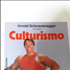 Coleccionismo deportivo: CULTURISMO ARNOLD SCHWARZENEGGER Y BILL DOBBINS MUY BUSCADO Y DIFICIL BUEN ESTADO. Lote 107107126