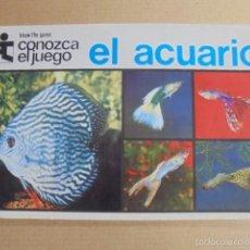 Coleccionismo deportivo: CONOZCA EL JUEGO - EL ACUARIO - 1983 - A ESTRENAR - STOCK DE LIBRERIA. Lote 57518871