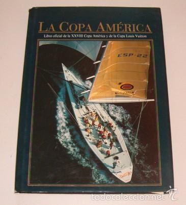 MICHAEL LEVITT. LA COPA AMÉRICA DE 1851 A 1992. RM75235. (Coleccionismo Deportivo - Libros de Deportes - Otros)