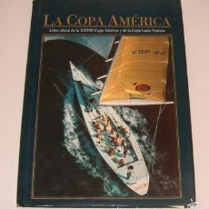 Coleccionismo deportivo: MICHAEL LEVITT. LA COPA AMÉRICA DE 1851 A 1992. RM75235. . Lote 57620447