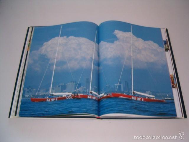 Coleccionismo deportivo: MICHAEL LEVITT. La Copa América de 1851 a 1992. RM75235. - Foto 3 - 57620447