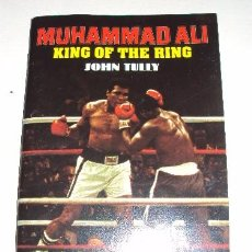 Coleccionismo deportivo: MUHAMMAD ALI KING OF THE RING. Lote 57885627