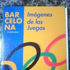Coleccionismo deportivo: BARCELONA IMAGENES DE LOS JUEGOS -FALTA ENCUADERNAR--VER FOTOS -- ED. LA VANGUARDIA. Lote 58070149