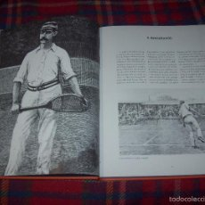 Coleccionismo deportivo: CLUB TENNIS VIC.50 ANYS D'HISTÒRIA.1948-1998. SANTI PONCE VIVET.EDITA: CLUB TENNIS VIC. ÚNIC EN TC!!. Lote 58088047