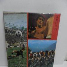 Coleccionismo deportivo: LOS DEPORTES - ARGOS - PROLOGO DE RICARDO ZAMORA- . Lote 58432386