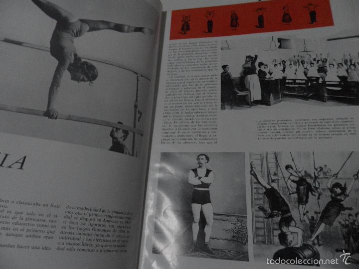 Coleccionismo deportivo: LOS DEPORTES - ARGOS - PROLOGO DE RICARDO ZAMORA- - Foto 3 - 58432386