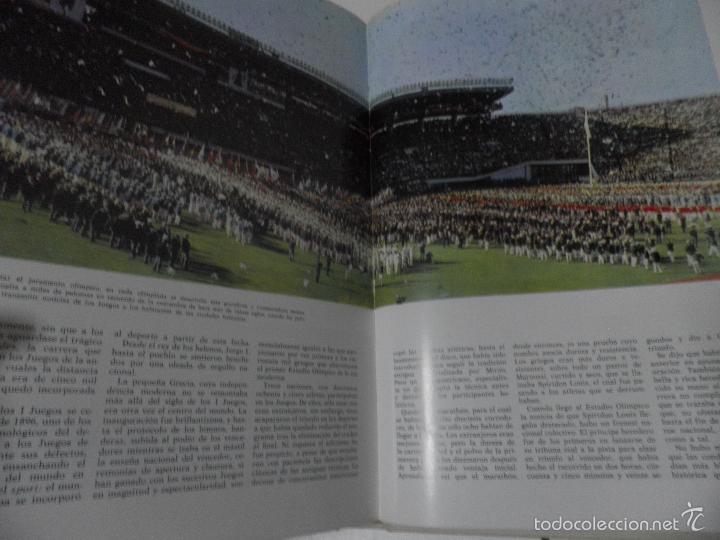 Coleccionismo deportivo: LOS DEPORTES - ARGOS - PROLOGO DE RICARDO ZAMORA- - Foto 7 - 58432386