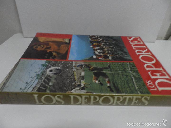 Coleccionismo deportivo: LOS DEPORTES - ARGOS - PROLOGO DE RICARDO ZAMORA- - Foto 9 - 58432386