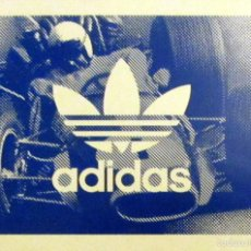 Coleccionismo deportivo: CATALOGO ADIDAS FORMULA 1 F1 DRIVING PACKAGE 03 GOODYEAR. Lote 58455227