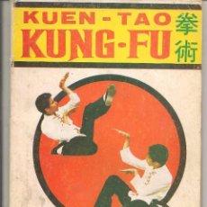 Coleccionismo deportivo: KUEN - TAO. KUNG - FU. ARGIMIRO G. ALAS 1987. (Z5). Lote 58487455