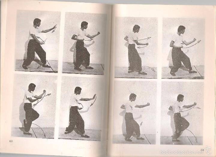 Coleccionismo deportivo: KUEN - TAO. KUNG - FU. ARGIMIRO G. ALAS 1987. (Z5) - Foto 3 - 58487455