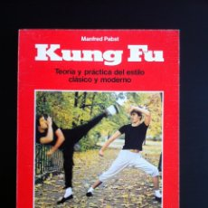Coleccionismo deportivo: KUNG FU. Lote 60260230