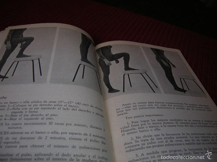 Coleccionismo deportivo: Librito Aptitud Física para adultos .Editorial Pax-México - Foto 3 - 61196371