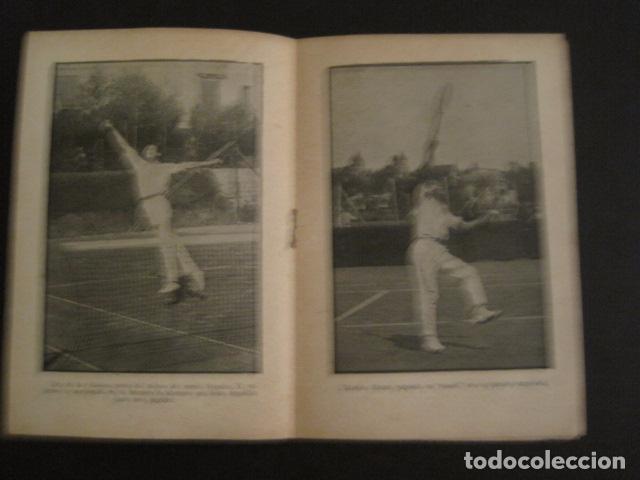 Coleccionismo deportivo: TENIS -ALONSO - LOS ASES DEL DEPORTE - LAW TENNIS -VER FOTOS ADICIONALES-(V-6559) - Foto 5 - 61771800