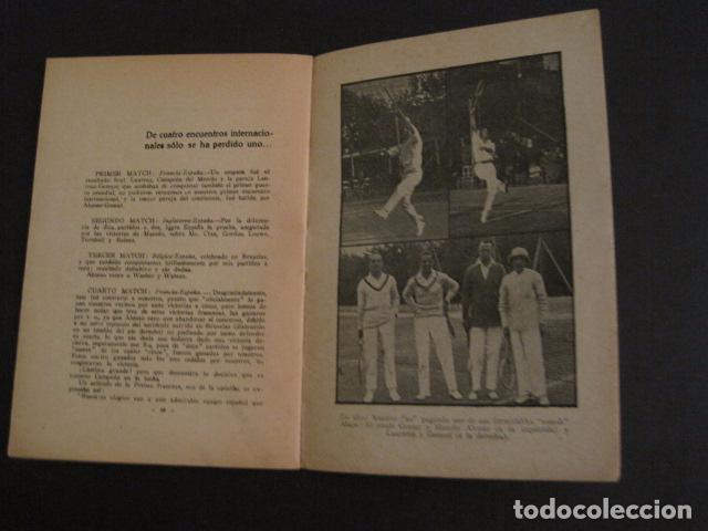 Coleccionismo deportivo: TENIS -ALONSO - LOS ASES DEL DEPORTE - LAW TENNIS -VER FOTOS ADICIONALES-(V-6559) - Foto 6 - 61771800