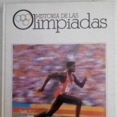 Coleccionismo deportivo: HISTORIA DE LAS OLIMPADAS. Lote 61795932