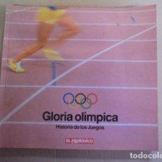 Coleccionismo deportivo: HISTORIA JUEGOS OLIMPICOS - GLORIA OLIMPICA - MAS DE 500 FOTOS - OLIMPIADAS LOS ANGELES 1984. Lote 62466376