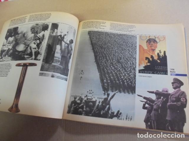 Coleccionismo deportivo: HISTORIA JUEGOS OLIMPICOS - GLORIA OLIMPICA - MAS DE 500 FOTOS - OLIMPIADAS LOS ANGELES 1984 - Foto 2 - 62466376