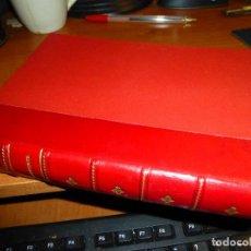 Coleccionismo deportivo: L'AERONAUTIQUE, VARIOS AUTORES, SPORTS BIBLIOTHEQUE, PIERRE LAFITTE, PARIS 1914, IMPECABLE DE CONSER. Lote 64171291