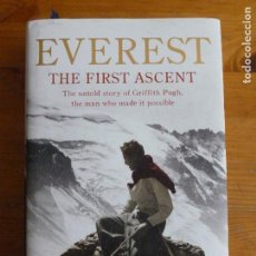 Coleccionismo deportivo: EVEREST - THE FIRST ASCENT TUCKEY, HARRIET 2013 400PP. Lote 67193825