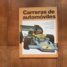 Coleccionismo deportivo: LIBRO.DE AUTOMOBILES. Lote 61569679