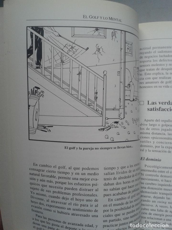 Coleccionismo deportivo: Psico Golf. Willy Pasini y Jean Garaïalde. Año 1991. - Foto 2 - 67514393