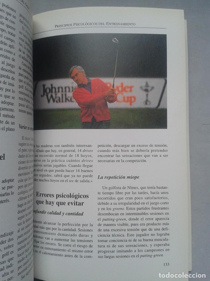 Coleccionismo deportivo: Psico Golf. Willy Pasini y Jean Garaïalde. Año 1991. - Foto 3 - 67514393