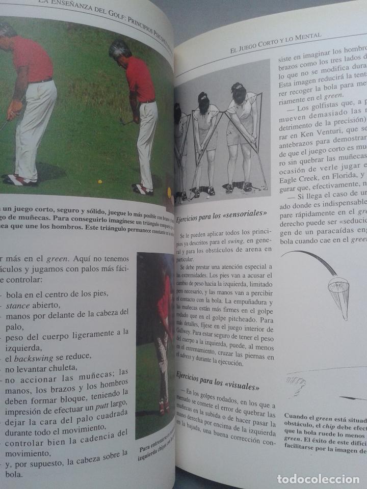 Coleccionismo deportivo: Psico Golf. Willy Pasini y Jean Garaïalde. Año 1991. - Foto 4 - 67514393