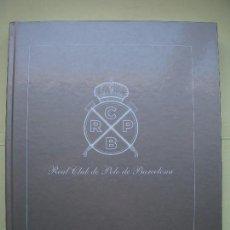 Coleccionismo deportivo: ANUARIO REAL CLUB DE POLO DE BARCELONA 2007 - (GRAN FORMATO 23,5X31 CM, ILUSTRADO, NUEVO, TAPA DURA). Lote 68828345