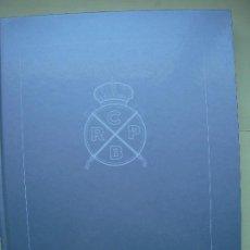 Coleccionismo deportivo: ANUARIO REAL CLUB DE POLO DE BARCELONA 2008 - (GRAN FORMATO 23,5X31 CM, ILUSTRADO, NUEVO, TAPA DURA). Lote 68828857