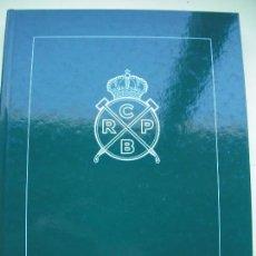 Coleccionismo deportivo: ANUARIO REAL CLUB DE POLO DE BARCELONA 2010 - (GRAN FORMATO 23,5X31 CM, ILUSTRADO, NUEVO, TAPA DURA). Lote 68829169