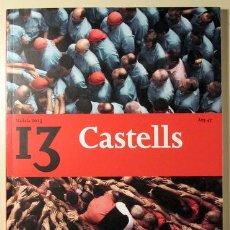 Coleccionismo deportivo: (NADALA CARULLA 2013) - CASTELLS - NADALA CARULLA - BARCELONA 2013 - MOLT IL·LUSTRADA. Lote 69932755