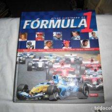 Coleccionismo deportivo: ATLAS ILUSTRADO DE FORMULA 1.EDICIONES SUSAETA. Lote 70213689