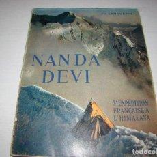 Colecionismo desportivo: NANDA DEVI - ARTHAUD . Lote 72221587