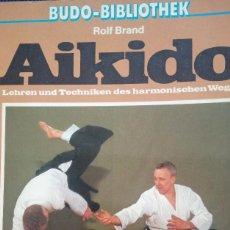 Coleccionismo deportivo - AIKIDO ARTES MARCIALES AÑO 1980 - 73596135