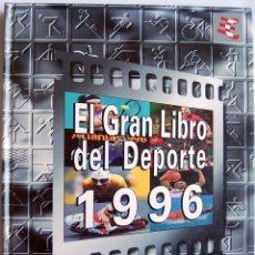 Coleccionismo deportivo - El gran libro del deporte 1996. Completo - 74488791