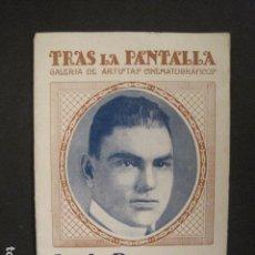 Coleccionismo deportivo: BOXEO - JACK DEMPSEY - TRAS LA PANTALLA - -VER FOTOS-(V-8633). Lote 74627591
