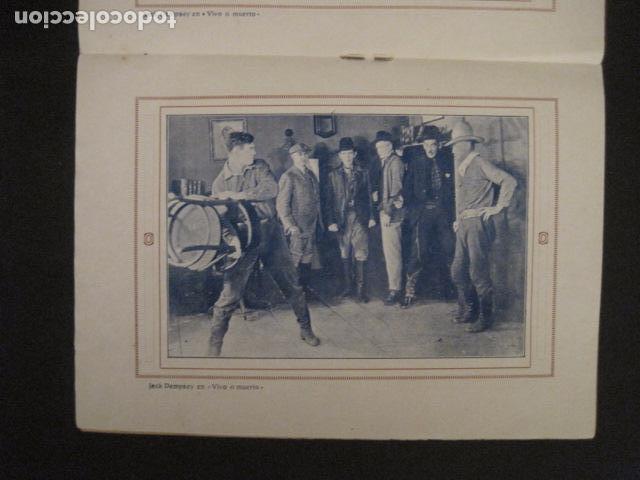 Coleccionismo deportivo: BOXEO - JACK DEMPSEY - TRAS LA PANTALLA - -VER FOTOS-(V-8633) - Foto 7 - 74627591